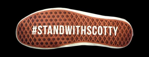 Stand With Scotty